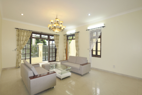 5 bedroom villa for lease in Ciputra, short distance to UNIS, Hanoi
