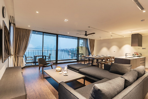 Spectacular Lakeview 04 Bedroom Apartment, 501 Westlake Residence 8, 25 Quang Khanh, Tay Ho