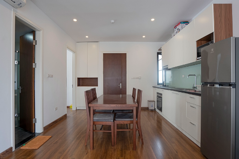 Full of natural light 2 bedroom apartment for rent in Dang Thai Mai, Tay Ho