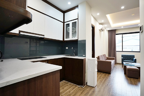 Bright 01 Bedroom Apartment 302 With Balcony Of Westlake Residence 3 In Tay Ho