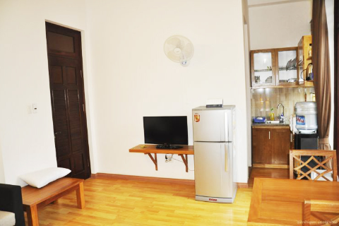 Comfortable studio 502 Westlake Building 8 for rent in Tay Ho