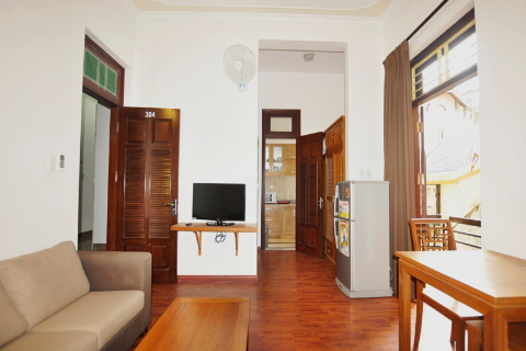 Studio 304 With Balcony Of Westlake Building 8 For Rent In Tay Ho