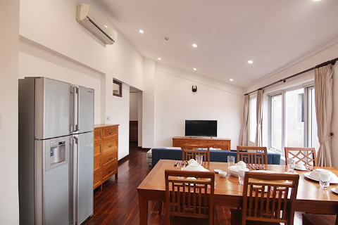 Large 02 Bedroom Apartment 601 On Top Floor Of Westlake Building 8 For Rent In Tay Ho