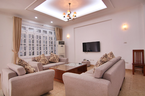 Beautiful Villa with lovely garden for rent in Ciputra, Hanoi.