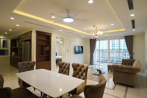 Spacious & Royal style 2 bedroom apartment in D'le Roi Soleil, Tay Ho