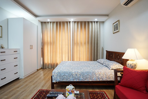 Brand new studio apartment for rent in D' Leroi Soleil, Hanoi