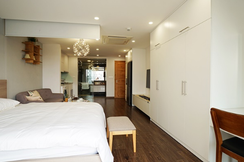 Luxury studio for rent in D' Le Roi Soleil, Tay Ho, Hanoi