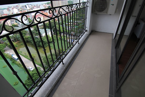 Cozy 2 bedroom apartment for rent in D'Le Roi Soleil, Xuan Dieu Street