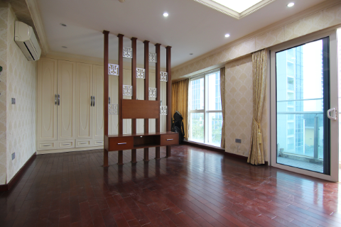 A nice apartment with 3 bedrooms for rent in Ciputra