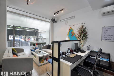 Nice Office/Shop For Rent on 1st floor at 28 To Ngoc Van - Tay Ho