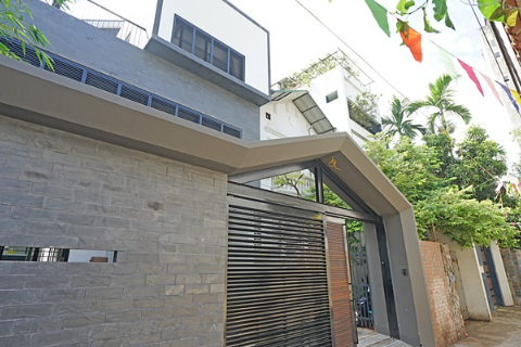 Modern 4 bedroom House for rent in Long Bien, near French International School