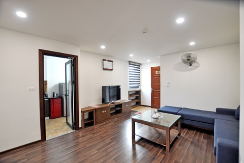 Modern apartment for rent in Dong Da district, Hanoi