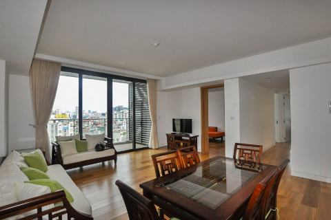 Bright 3 bedroom-apartment in Indochina Xuan Thuy, Cau giay, Hanoi