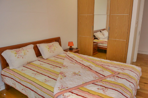 Adorable  three bedroom apartment for rent in Cau Giay Dist, Hanoi