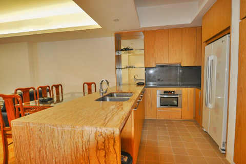 Cozy 2 bedroom-apartment in Indochina Xuan Thuy, Cau giay, Hanoi