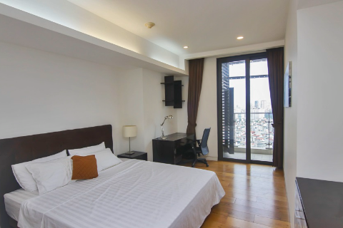 A beautifully designed 2 bedroom  apartment for rent in IPH building, Cau Giay