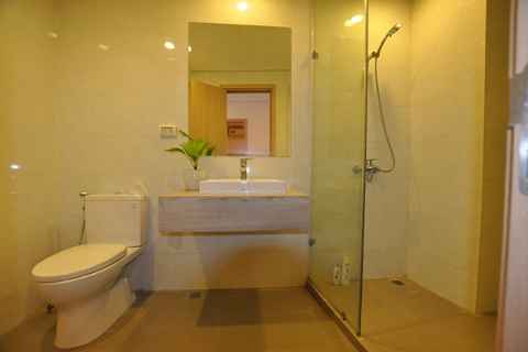 Beautiful 3 bedroom apartment with River view for rent, Hanoi