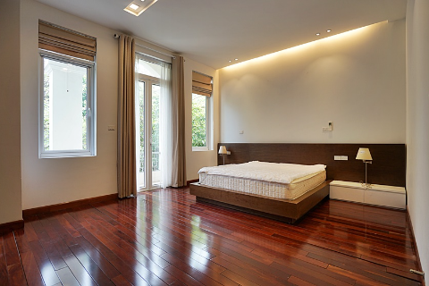 Newly renovated 5 bedroom villa for rent in T block, Ciputra Hanoi, near UNIS