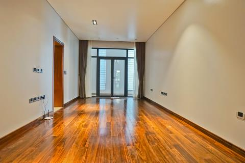 Spacious and modern 3-bedroom triplex apartment with beautiful landscape on To Ngoc Van street