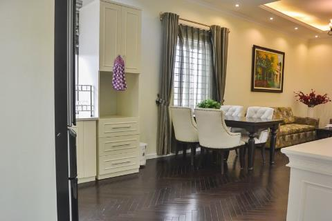 Spacious and quiet 2 bedroom apartment for rent in Giang Vo, Ba Dinh district