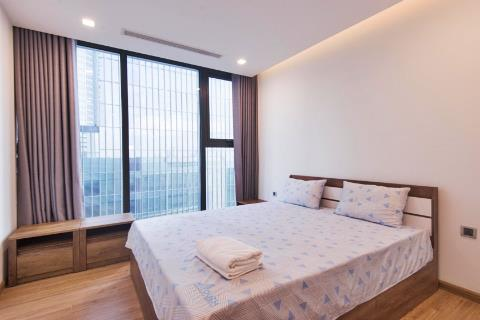 3 bedroom apartment for rent with spacious modern style at Metropolis, Lieu Giai