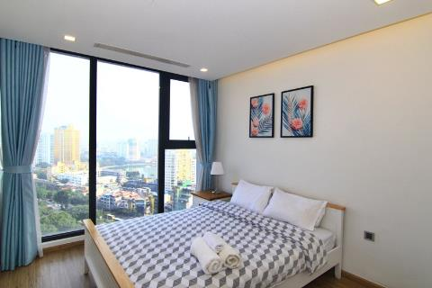 Charming 3 bedroom apartment with lake view of Giang Vo Vinhomes Metropolis, Lieu Giai