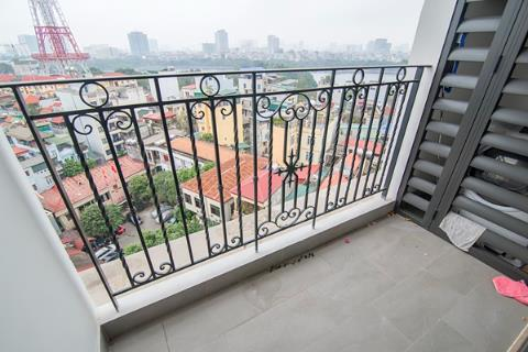 Lake view 02 Bedroom Apartment For Rent In HDI, Hai Ba Trung, Hanoi