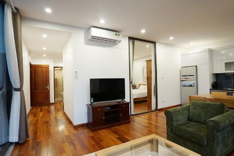 2 bedroom apartment for rent on Tay Ho street, Tay Ho district, free swimming pool