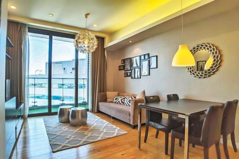 Warm 2 bedroom apartment, fully furnished for rent at IPH Xuan Thuy, Cau Giay district
