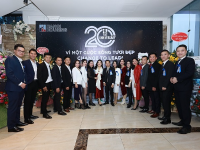 HANOI HOUSING'S 20TH ANNIVERSARY CEREMONY