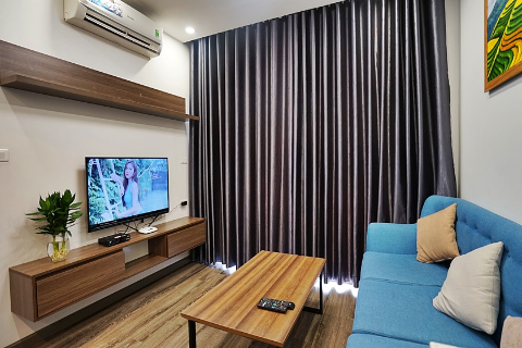 High floor 01 Bedroom Apartment 601 for rent in Tay Ho