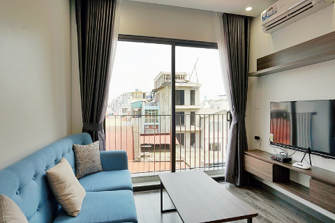Bright and lovely 01 Bedroom Apartment 602 for rent in Tay Ho
