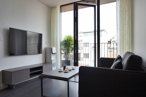 Brand New & Bright 01 Bedroom Apartment 701 HH32 For Rent In Tay Ho