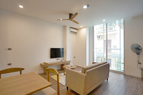 Beautiful apartment for rent in Truc Bach, Ba Dinh, Hanoi