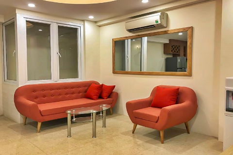 Beautiful 1 Bedroom  Apartment For Rent in Giang Vo, Hanoi