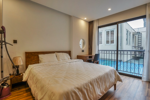 Fantastic 1 bedroom apartment for rent in Ba Dinh, Hanoi