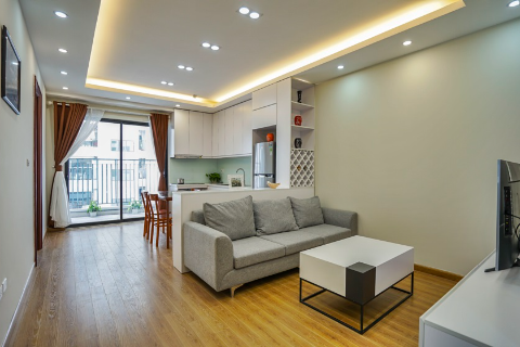 Affordable 2 bedroom apartment for rent in The Central Field building, Hanoi