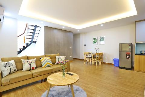Brand new duplex 2 bedroom apartment for rent in Au Co, Tay Ho