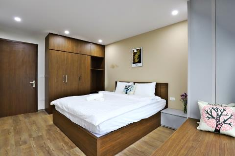 Brand new 2 bedroom apartment for rent on Au Co street, Tay Ho