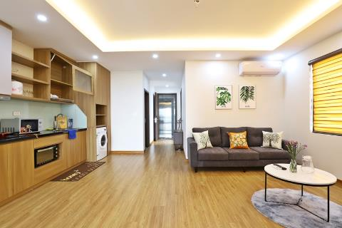 Brand new 2 bedroom apartment with nice views for rent on Au Co Street, Tay Ho